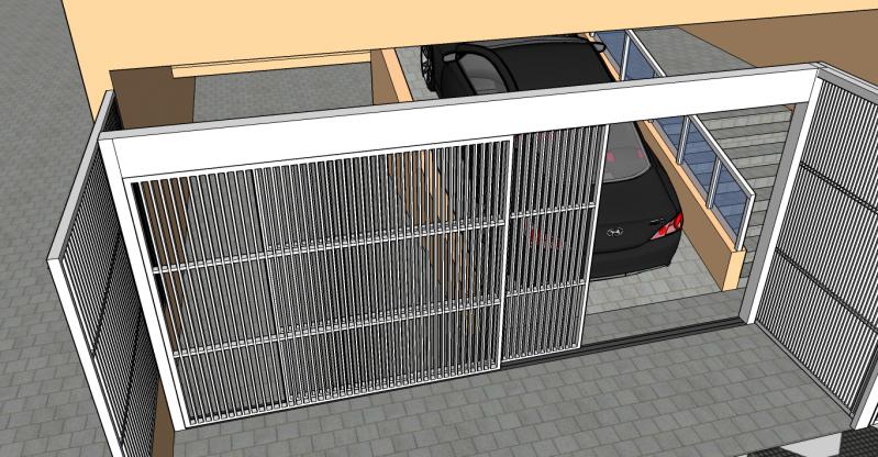 Conserto de Portão Automático de Correr Buracão - Portão de Alumínio Basculante Automático