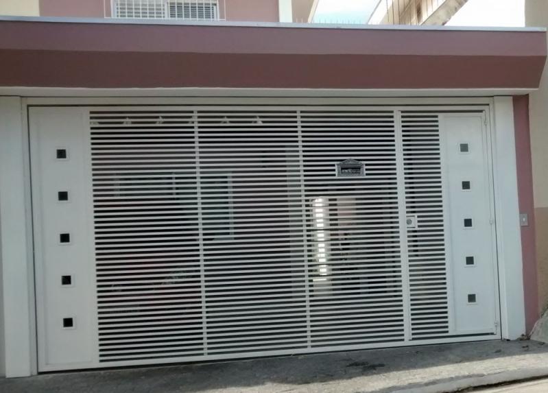 Contratar Manutenção Portão Basculante Taboão da Serra - Manutenção em Portão Automático