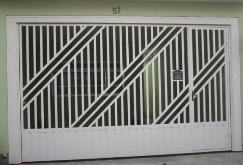 Contratar Manutenções de Portão Eletrônico Carapicuíba - Manutenção em Portão Automático