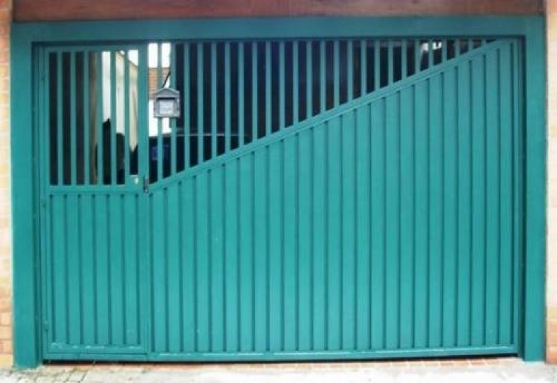 Manutenção Portão Eletrônico São Caetano do Sul - Manutenção em Portão Automático