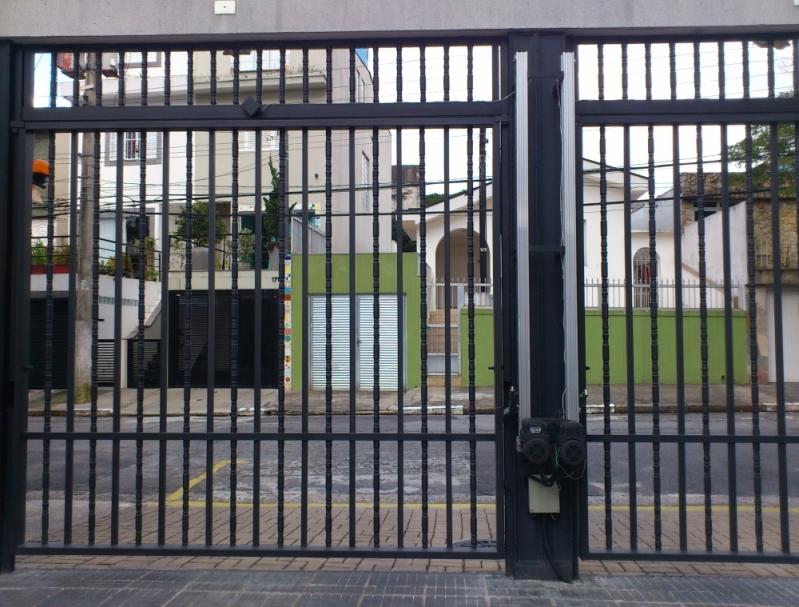 Manutenção Portões Osasco - Manutenção em Portão Automático