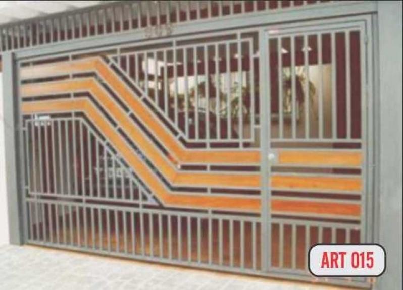 Onde Vende Portão Automático Cidade Monções - Portão de Alumínio Automático