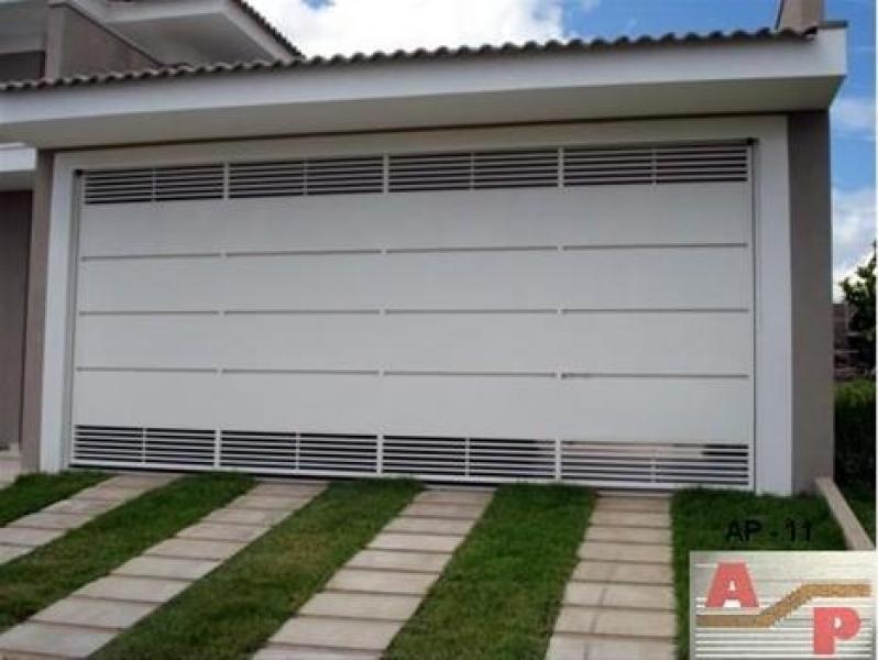 Onde Vende Portão Basculante Automático Santana de Parnaíba - Portão Automático Basculante