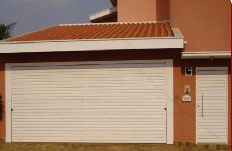 Portão Automático M'Boi Mirim - Portão Automático Branco