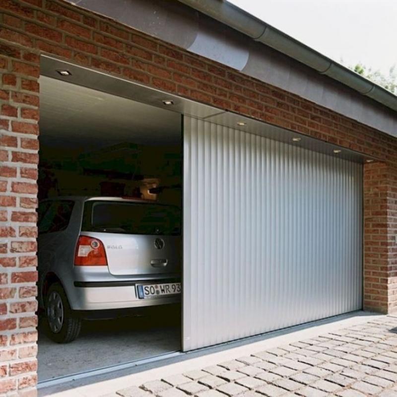 Portão de Correr Automático Vila Independência - Portão de Alumínio Basculante Automático