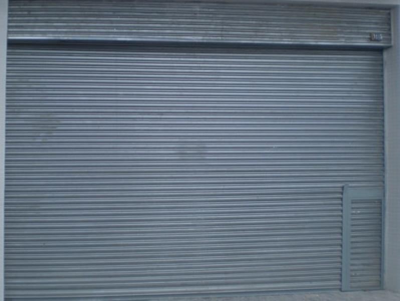 Portas de Garagem de Enrolar Moema - Porta de Enrolar Alumínio