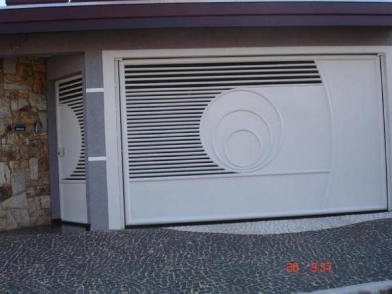 Portões Basculantes Automáticos São Bernardo do Campo - Portão de Garagem Automático