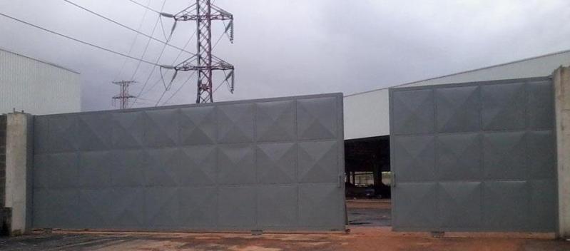 Portões de Correr Automáticos Alvarenga - Portão Automático de Correr