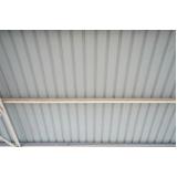 comprar telha de alumínio com isopor Real Parque