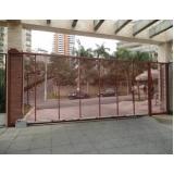 conserto de portão alumínio condomínio Itapecerica da Serra