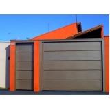 conserto de portão de garagem basculante Cidade Ademar