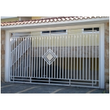 conserto de portão garagem basculante Parelheiros