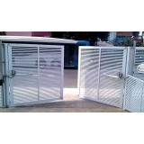 conserto de portão pivotante condomínio Cotia