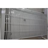 empresa de portão de alumínio basculante Vila Lusitania