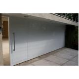 empresa de portão de alumínio para garagem Santa Cecília