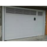 empresa de portão de garagem basculante de alumínio Santa Cecília