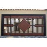 empresa de portão eletrônico manutenção Jardim Suzana