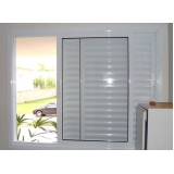 fornecedor de janela alumínio Campo Limpo
