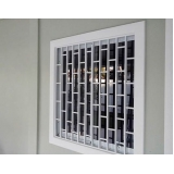 fornecedor de janela de alumínio com grade Água Espraiada