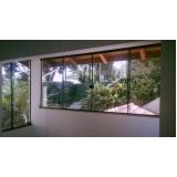 fornecedor de janela de alumínio com vidro Brooklin Paulista