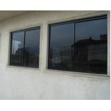 fornecedor de janela de vidro fumê Centro