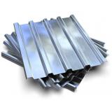 fornecedor de telha alumínio ondulada Chácara Santo Antônio