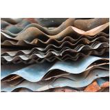 fornecedor de telha em alumínio Cidade Dutra
