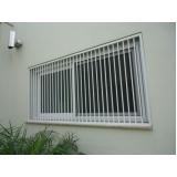 instalação de janela alumínio com grade Franco da Rocha