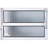 instalação de janela de alumínio 1 metro por 1 metro Jardim América