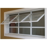 instalação de janela de alumínio Itaim Bibi
