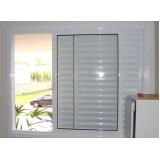instalação de janela de quarto de alumínio Bosque da Saúde