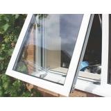 instalação de janela de vidro de alumínio Vila Andrade