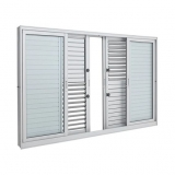 instalação de janela para quarto de alumínio Zona Sul