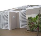 instalação de portão automático condomínio Zona Sul