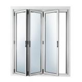 janela de alumínio 1 metro por 1 metro Cajamar