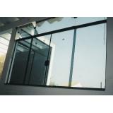 janela de ferro com vidro Avenida Nossa Senhora do Sabará