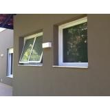 janela de vidro temperado Pirapora do Bom Jesus