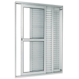 janela para quarto de alumínio preço São Lourenço da Serra