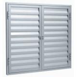 janelas de alumínio 1 metro por 1 metro Vila Gumercindo