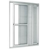 janelas de alumínio Caieiras