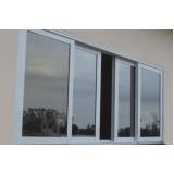janelas de vidro para quarto Vila Noca