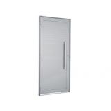 loja de porta de alumínio para banheiro Região Central