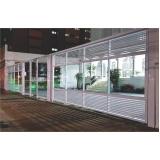 onde vende portão de alumínio basculante automático Av. Bernadino de Campos
