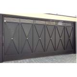 onde vende portão de garagem automático Glicério