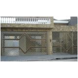 orçamento de portão galvanizado Salesópolis