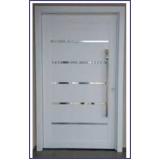 porta e esquadria de alumínio Consolação
