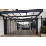 portão automático condomínio valores Higienópolis