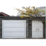 portão branco de alumínio orçamento Vila Marcelo