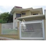 portão de alumínio automático Vila da Saúde