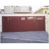 portão de garagem automático orçamento Vila Andrade
